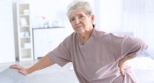 Переломы у пожилых людей
