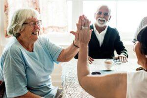хоспис для пожилых людей