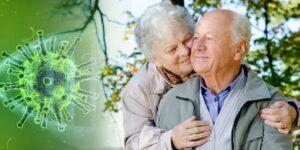 Коронавирус у пожилых людей