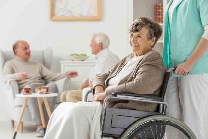 безопасность в доме престарелых