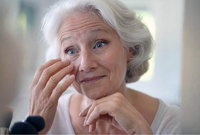 как ухаживать за кожей в пожилом возрасте