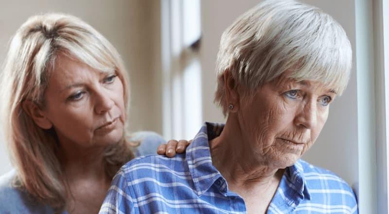 деменция у пожилых что делать