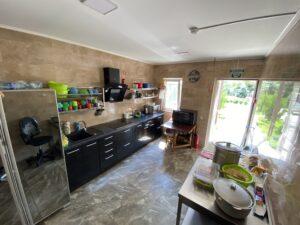 кухня будинку престарілих Турбота